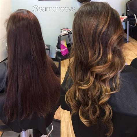 chocolate brown hair with gold highlights chocolate brown hair colors new hair color ideas 25 best ideas about chocolate brown highlights on highlights hair