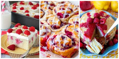 raspberry recipes 25 best raspberry recipes cooking with fresh raspberries