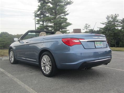 chrysler 200 hardtop convertible for sale review 2011 chrysler 200 limited hardtop convertible