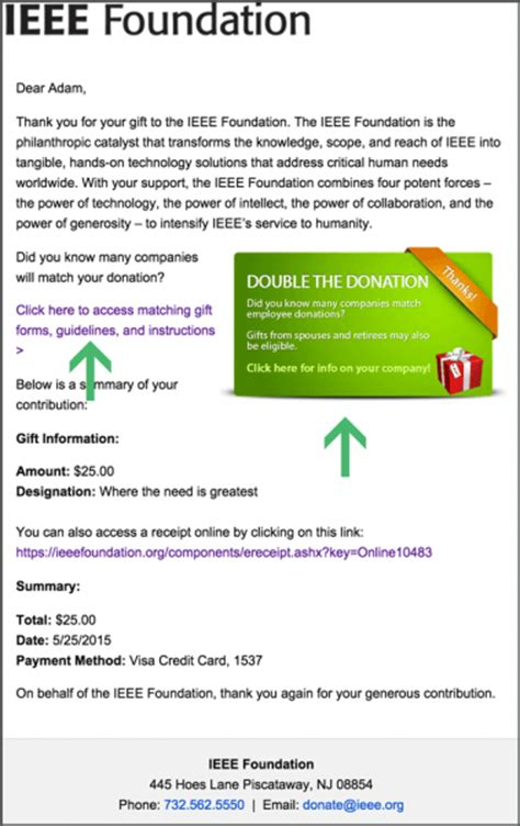 Donation Match Letter 6 Types Of Fundraising Letters Start Writing Amazing Appeals