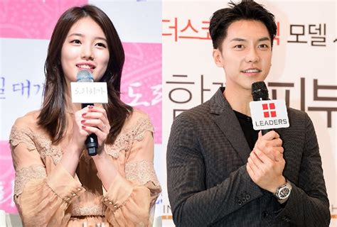 lee seung gi dan suzy usai gu family book lee seung gi dan suzy pastikan reuni