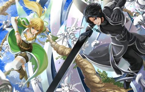 Kirito Sword Iphone All Hp wallpaper weapons kirito liuruoyu8888 battle