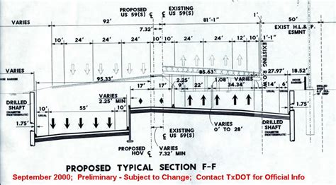 what is a section 59 texasfreeway gt houston gt schematics gt us 59 elevated
