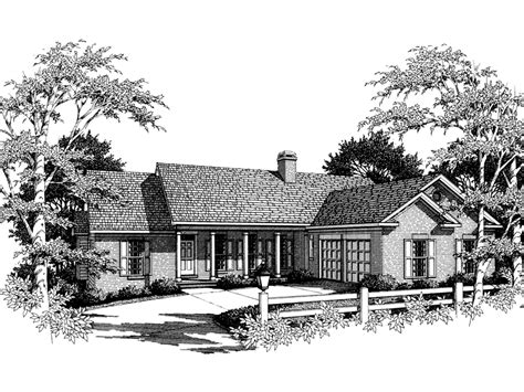 house home and more sabourin traditional ranch home plan 055d 0172 house plans and more luxamcc