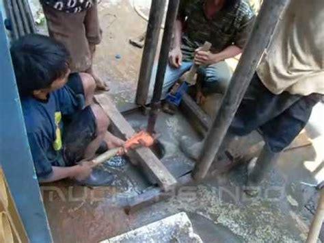 Jet Bor sumur bor hidrolic jet honora water well drilling
