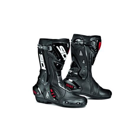 sidi motorcycle boots sidi st air black boots from