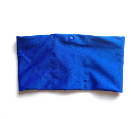 Blue Pink 7707 Size 27 30 royal blue insulin waist band pouch pouch for all