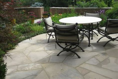 Patio Cost by Flagstone Prices And Cost Landscaping Network