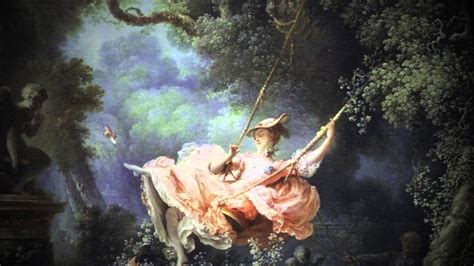 the swing by jean honor fragonard the swing fragonard youtube