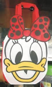 Tas Souvenir Kepala Kartun Garfield 24 tas ulang tahun kedai souvenir laman 3
