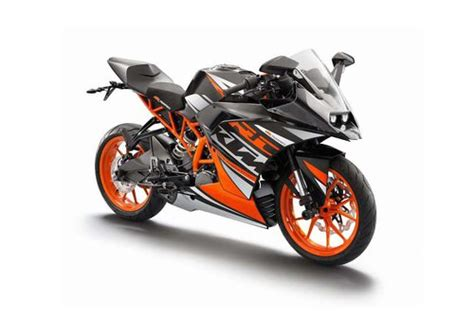 Ktm 390cc Ktm Rc 125 200 390cc 2014
