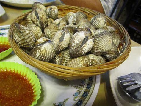 Kerang Bakar mikahaziq kung baru makan makan at kl