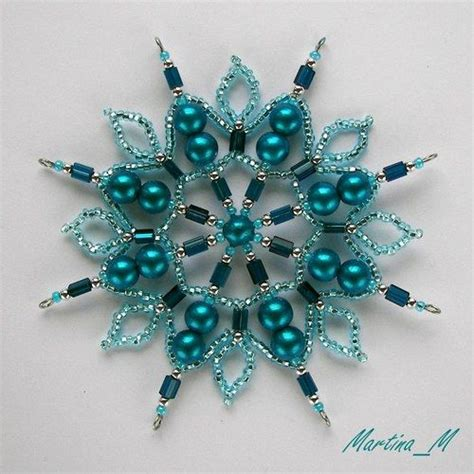 beaded snowflake ornaments 2252 best images about beaded ornaments on