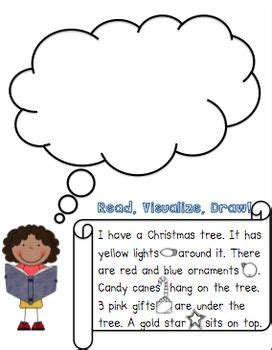 Visualizing Worksheets by 50 Best Images About Comprehension Strategies On
