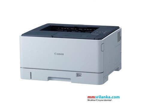 Printer Laser Canon A3 canon imageclass lbp8100 a3 laser printer