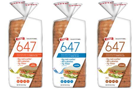 Bread Toaster Walmart Schmidt 647 Bread With 6 Net Carbs 40 Calories 7 Grams