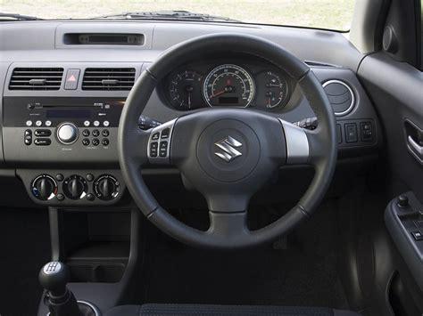 how cars run 2005 suzuki swift interior lighting 2009 suzuki swift review prices specs