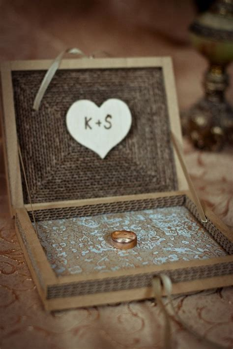 Wedding Ceremony Ring Box by New Popular Wedding Rings