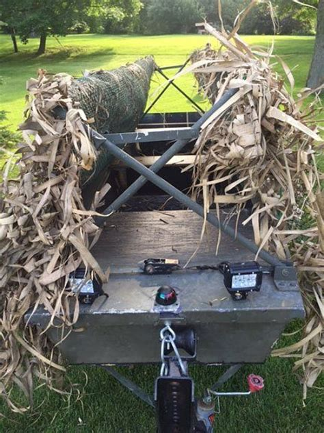 duck hunting in boat blind 1000 ideas about duck boat blind on pinterest boat