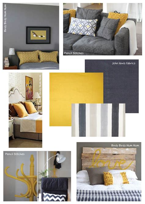 grey and mustard living room emily kiddy charcoal and mustard interior update