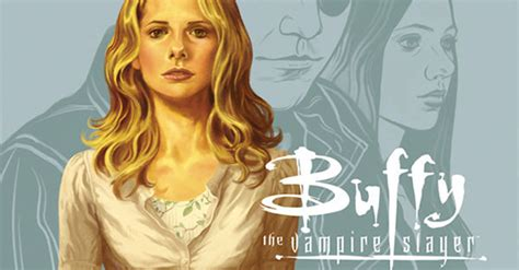 Buffy The Vire Slayer Season 9 Volume 1 Freefall 1 comic review buffy the slayer season 9 library edition vol 1