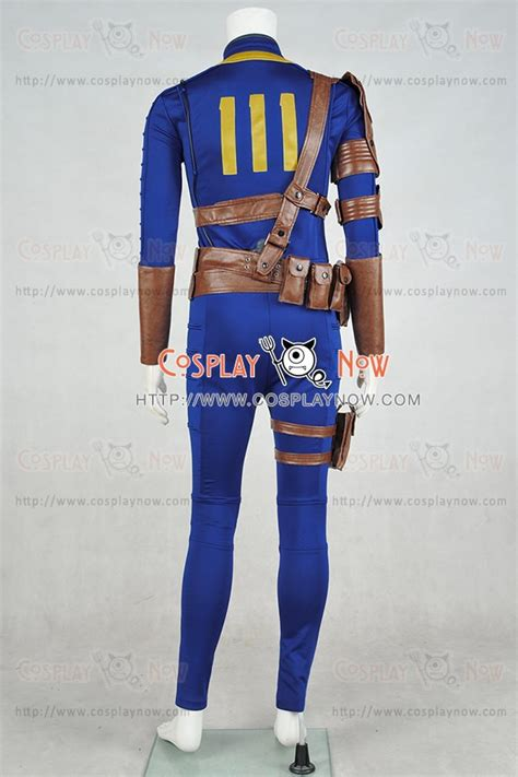 fallout 4 boys dropshipping cotton polyester pillowcase game fallout 4 vault boy 111 cosplay costume