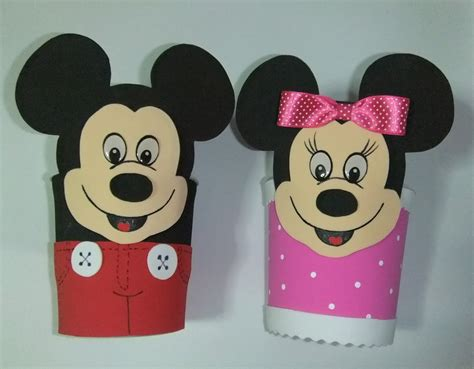 decoraciones deminnie en latas de leche newhairstylesformen2014 com dulceros de minnie mouse con latas de leche cotillones