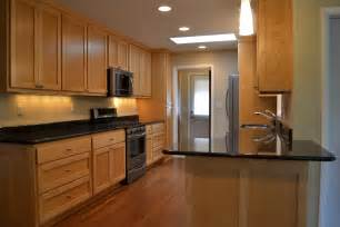 Black Countertop Kitchen Dbc Makeover Your House Feel Like Home