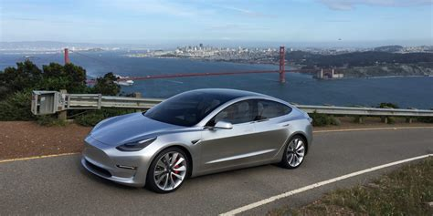What Is The Tesla Tesla Model 3 Will Feature New Type Of Glass Developed In