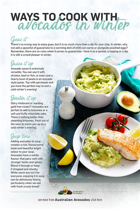 ways to eat avocados in winter myfoodbook food stories