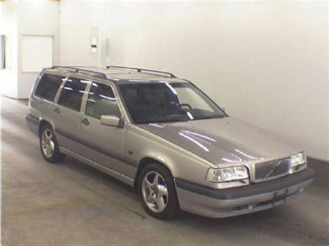 volvo 850 turbo wagon volvo 850 estate wagon turbo 1995 used for sale