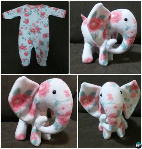 shirt pattern for stuffed animal diy baby onesie memory elephant keepsake tutorial free