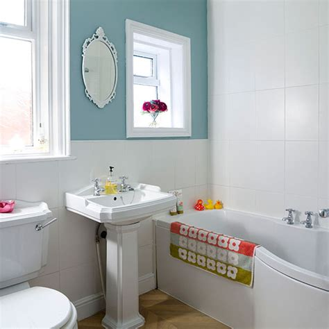 blue white bathroom duck egg blue and white bathroom ideal home