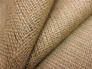 Theatrical Curtain Track 100 Mt Natural Hessian Jute Sack Fabric 40w Upholstery Or