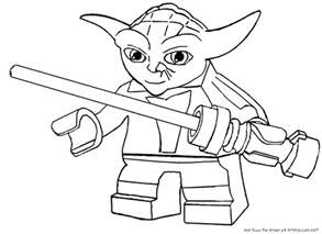 lego wars characters coloring pages lego wars coloring pages getcoloringpages