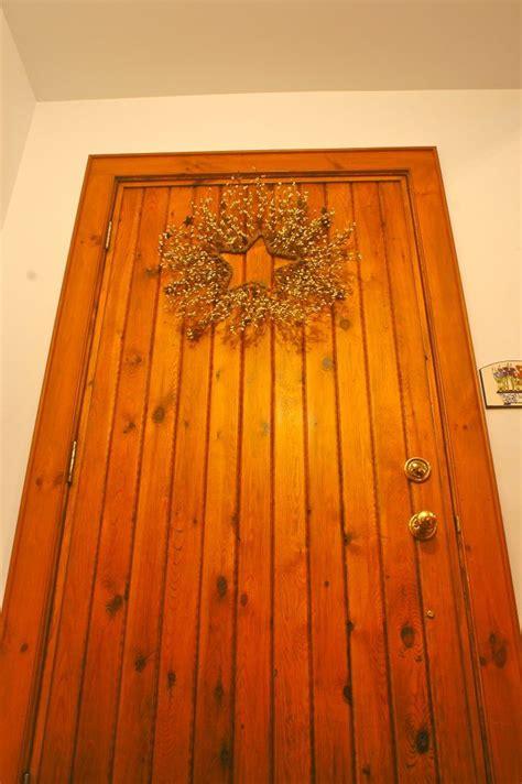 build  door warm insulated cozy beautiful