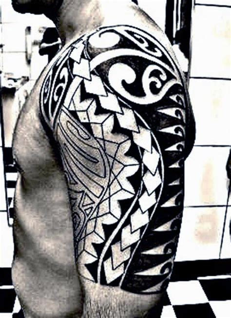 tribal tattoos and what they mean top 60 best tribal tattoos for symbols of courage