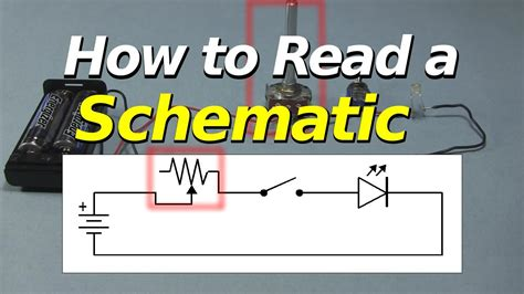 how to read a schematic 28 images how to read a