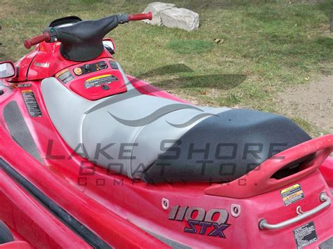 jet ski seat upholstery seats upholstery lake shore boat top company inc