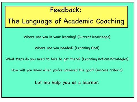 effective feedback quotes quotesgram