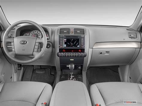 kia mohave interior 2009 kia borrego interior u s news world report