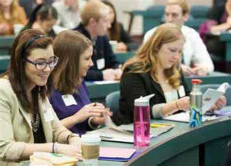 Jmu Mba Requirements by Business Administration M B A
