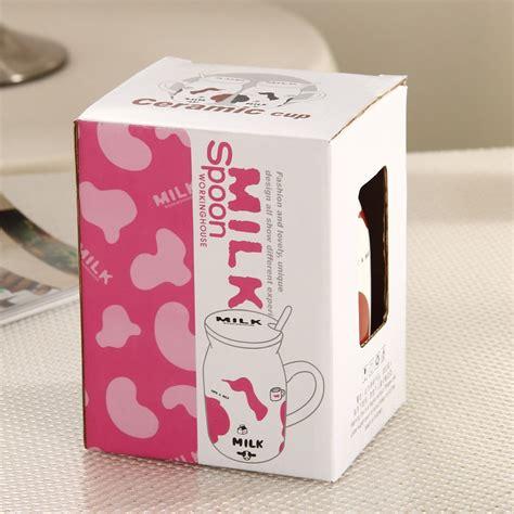 Mug Keramik Unik Mug Large breakfast milk mug large panmomo belanja