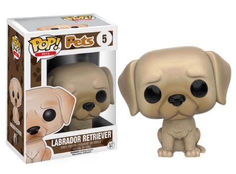 Funko Pets Black Labrador Retriever 11255 funko pop pets checklist info visual guide list
