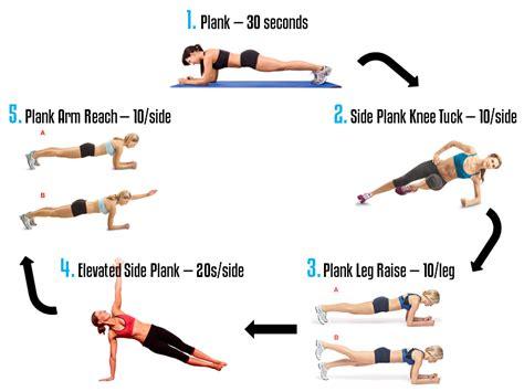 esercizi addominali obliqui interni esercizi plank allenamento completo