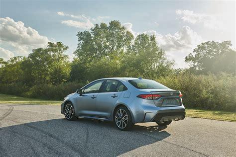 2020 Toyota Corolla by 2020 Toyota Corolla Sedan Debuts With New Sporty Look