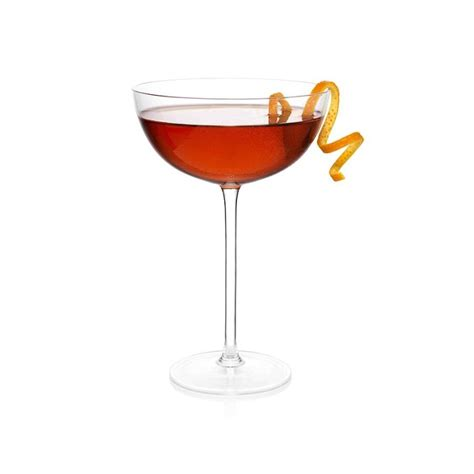 how to a manhattan drink manhattan cocktail recipe shakethat