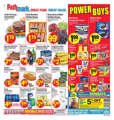 pathmark weekly circular grocery store