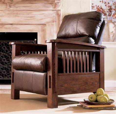 ashley mission recliner new recliner restoration hardware vs pottery barn tigerdroppings com