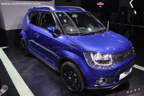 Suzuki Car Website Maruti Suzuki Ignis Launch On 13th January 2017